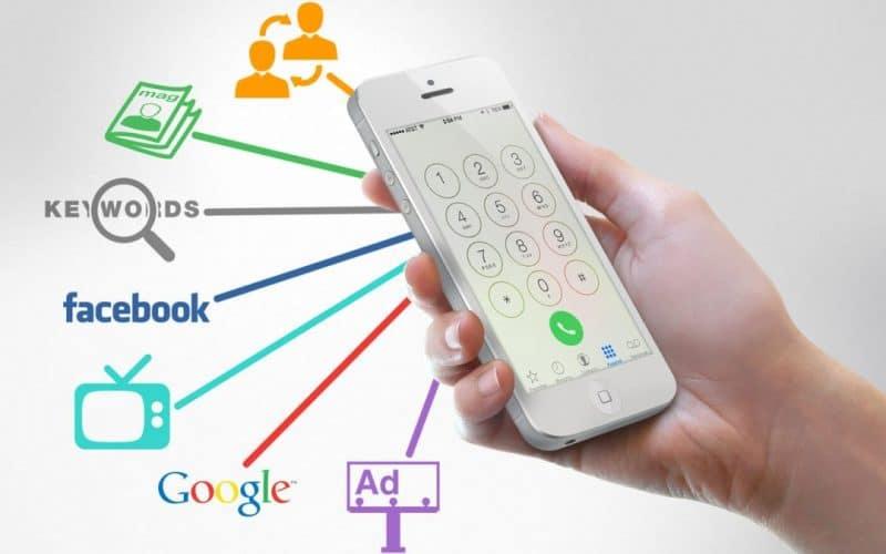call tracking - παρακολούθηση κλήσεων